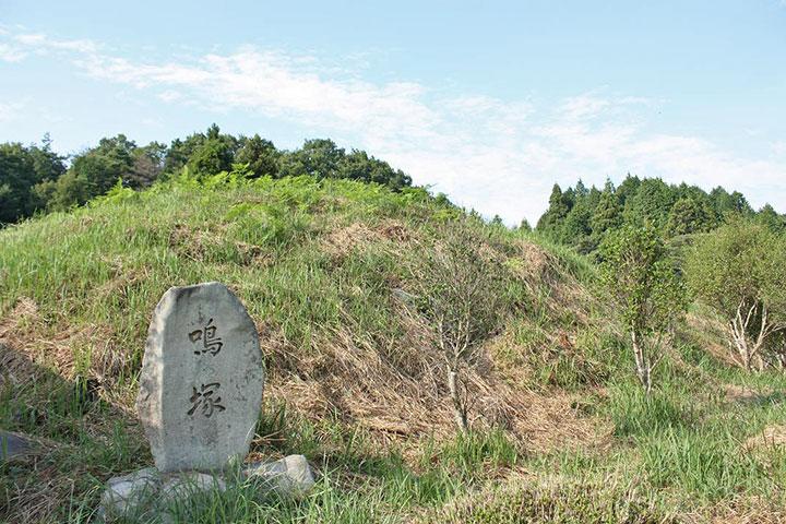 鳴塚古墳 伊賀上野観光協会